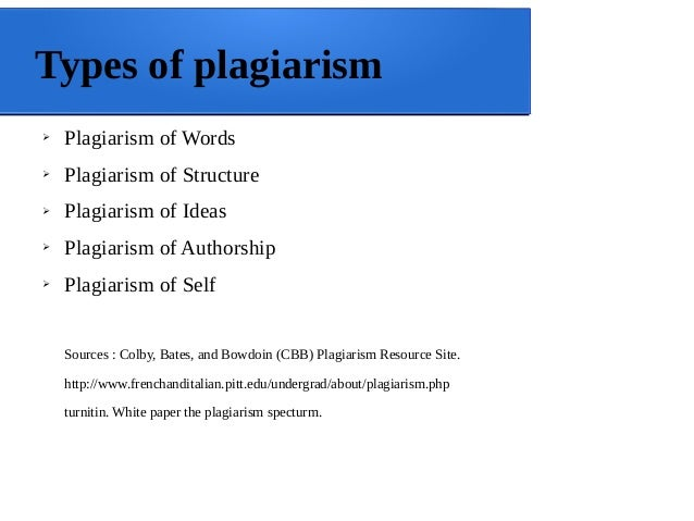 consequences of plagiarism in college
