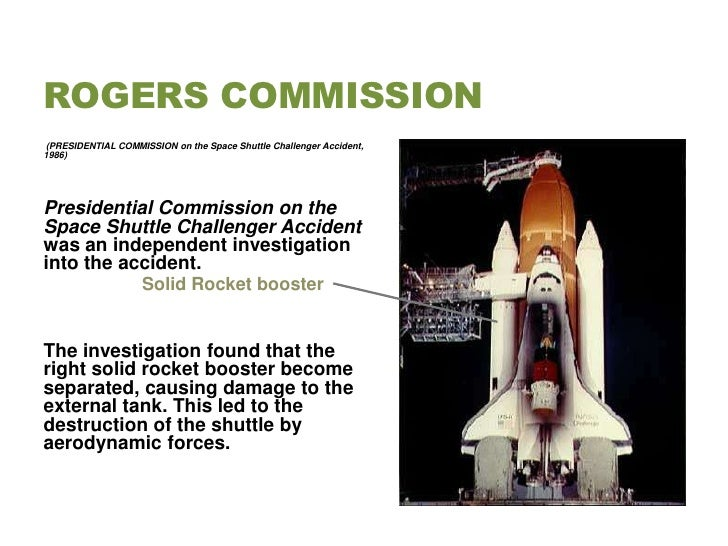 space shuttle challenger investigation - photo #42