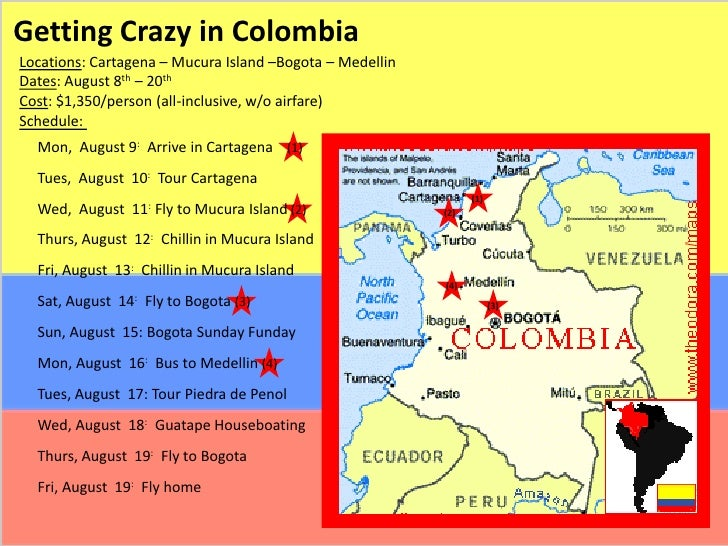 Cartagena-Colombia: 4 Great Things To Do! - KEEP CALM AND TRAVEL