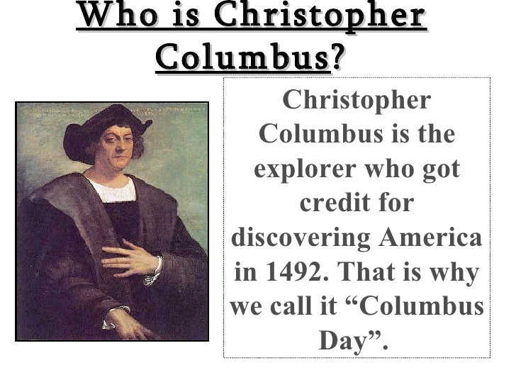 why columbus day should not be celebrated as national holiday Turning columbus day into a national holiday remains a contentious issue for many americans evaluate the issues that surround columbus day and why it provokes such diverse reactions and opinions.