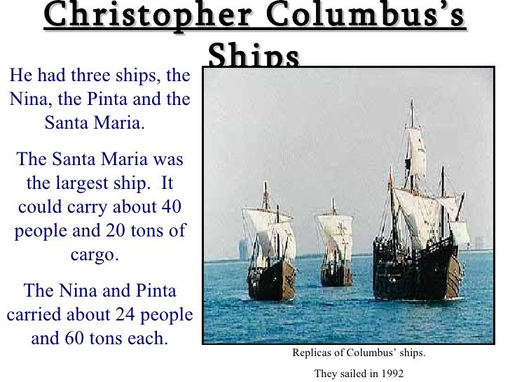 christopher columbus day Columbus day is a national holiday in many countries of the americas and  elsewhere which officially celebrates the anniversary of christopher columbus's .