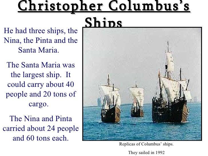 Santa María (ship) - Wikipedia