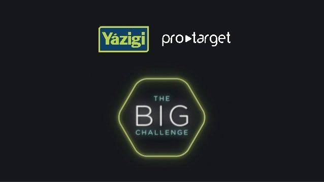 Desafio: Aumentar o contato com o público-alvo Yázigi no período de novas matrículas. O público-alvo? Jovens do sul do Bra...