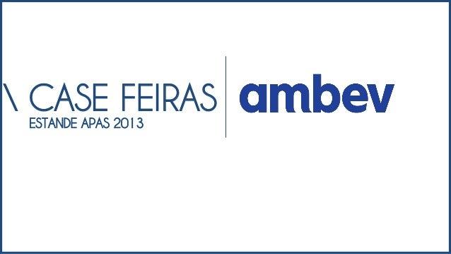 CASE FEIRAS ESTANDE APAS 2013