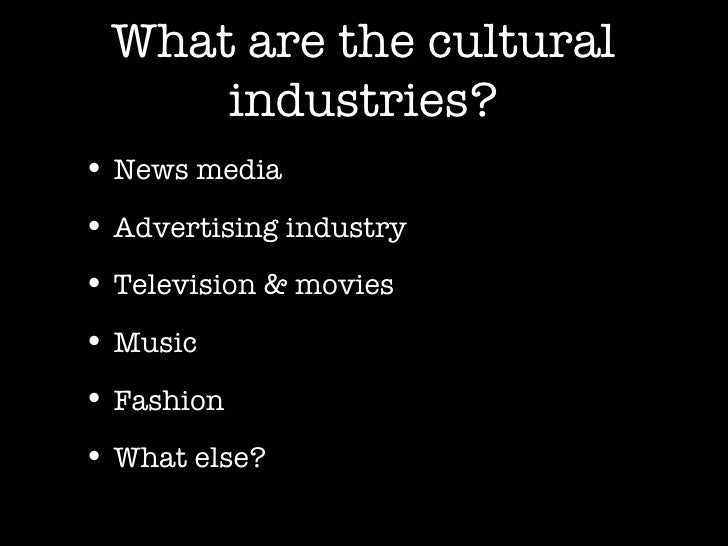 Cultural Industries.ca