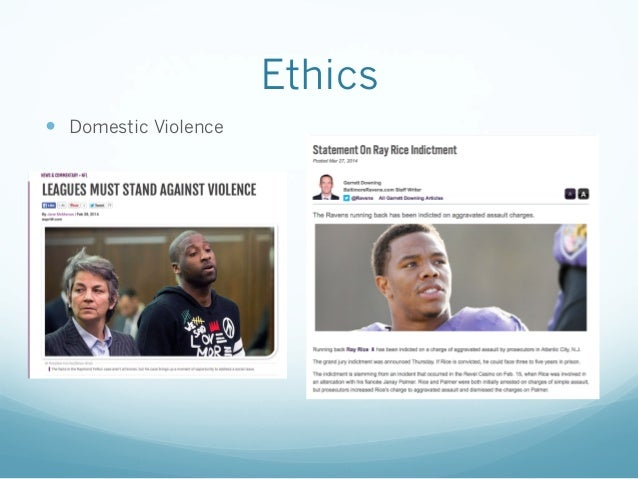 Ethical issues in domestic violence