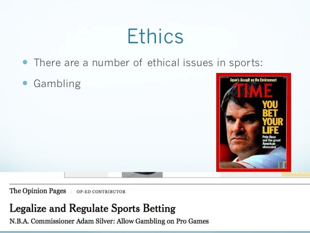 Sports gambling ethics gambling is reinforced according to which schedule