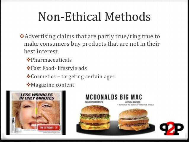 identities and ethics of social marketing