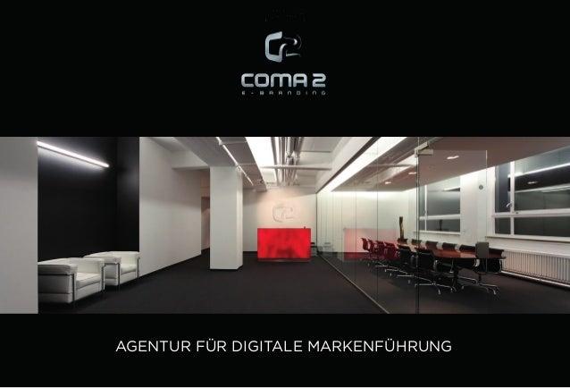 AGENTUR FÜR DIGITALE MARKENFÜHRUNG