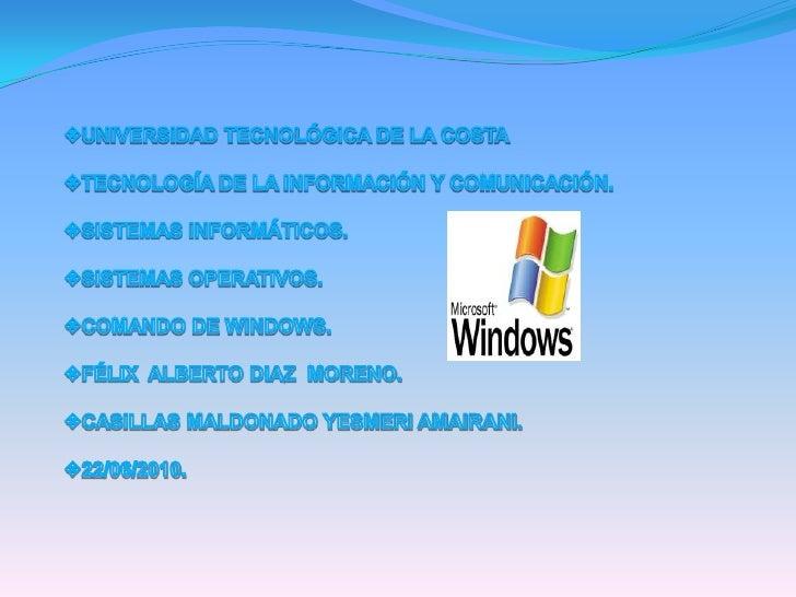 <ul><li>UNIVERSIDAD TECNOLÓGICA DE LA COSTA