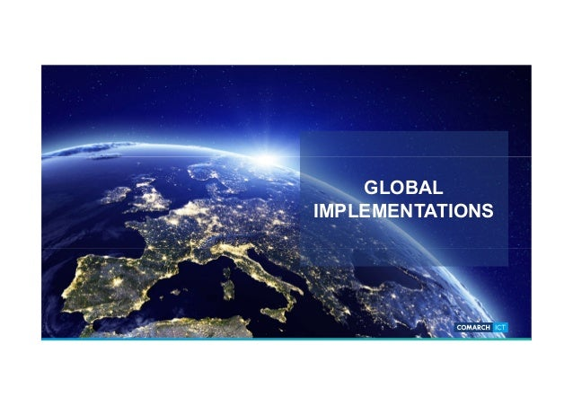 Global implementation and benefits of private cloud Slide 3