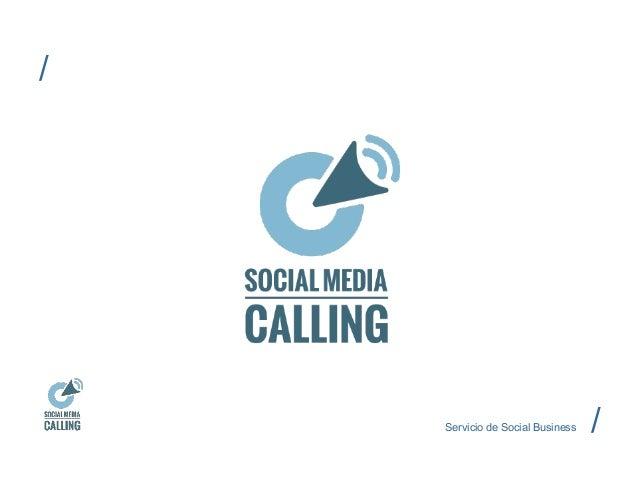 Servicio de Social Business /  /