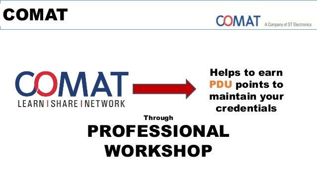 Project Management Professional Workshop Slide 2