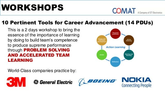 Project Management Professional Workshop Slide 3