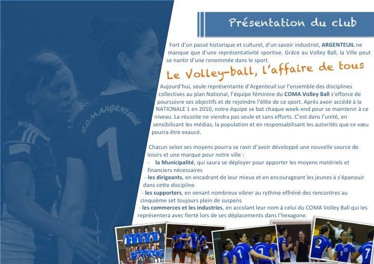 Coma volley sponsorship 2012 2013 Slide 2