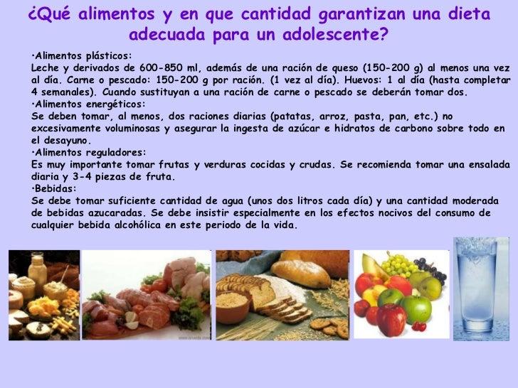 ¿Qué significa comer saludablemente?                        Comer cada día de todos los grupos de alimentosNo omitir las c...