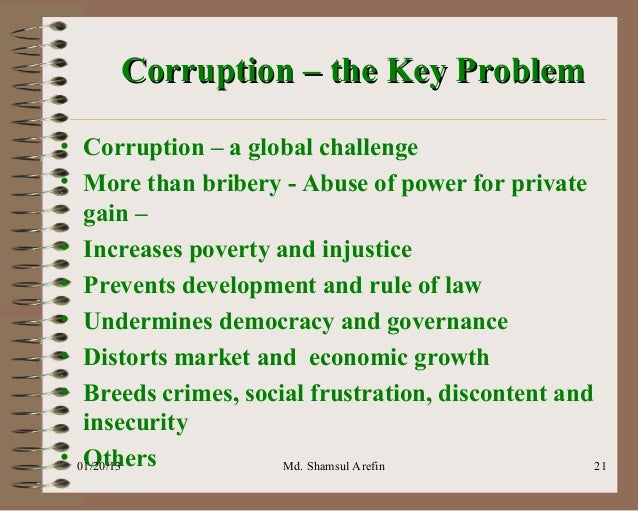 democracy breeds corruption Our rotten world: new data shows 85% of humans live under a corrupt government it traps billions of human beings in poverty and breeds social corruption undermines democracy and the rule of law corruption distorts national and international trade.