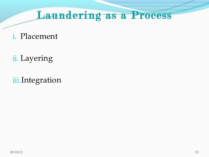 consequences of money laundering case in The money laundering case study provides an example of a specific situation on the issue of the financial cheating of an imaginary company in october 2016, clarck holding company was fined for $200 million by the united states for money laundering and other illegal financial operations .