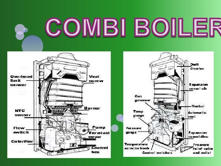 how to clean a combi boiler