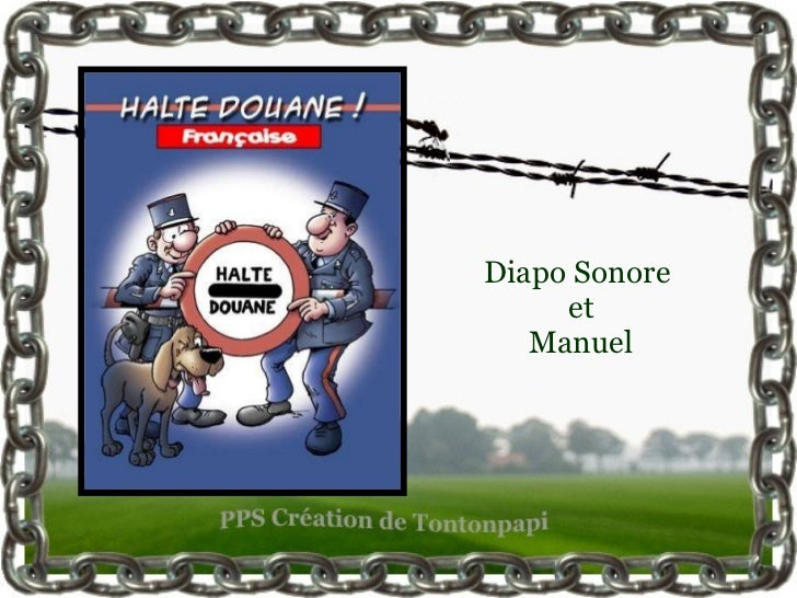 Diapo Sonore  et  Manuel Diaporama PPS réalisé pour  http://www.diaporamas-a-la-con.com