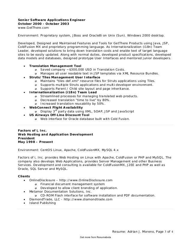 Awesome Resume: ...