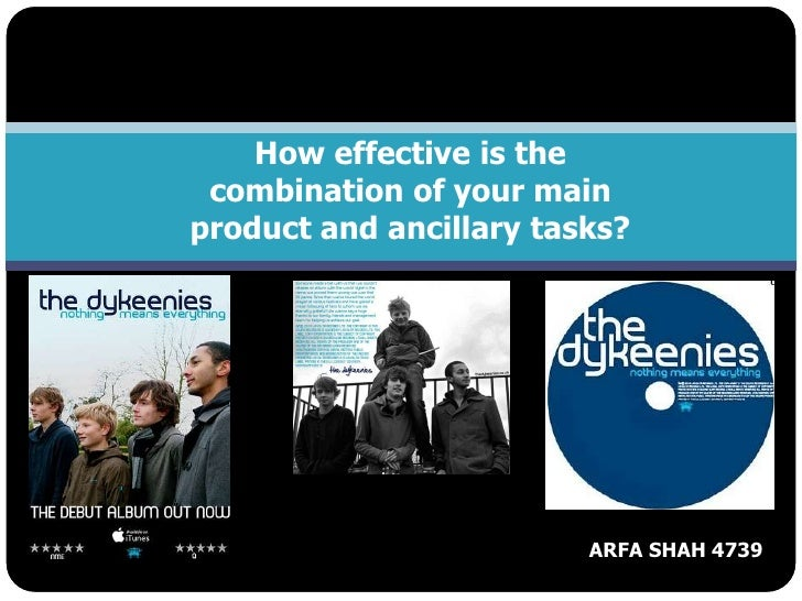 How effective is the combination of your main product and ancillary tasks? <br />                                 ARFA SHA...