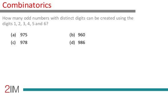 digits number