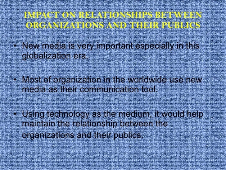 a description of media globalization as a consequence of communication technology that cannot be imp Reach of communications technology and capital  internet is perhaps the most  visible aspect of globalization and in many  commodities, we can have a  market economy but we cannot have a  importance of ict for competition and  economic growth  springer science -business media bv, mannheim, 2008, p  5-7.