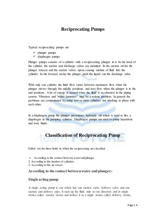 Reciprocating pump pdf 8 page 4 reciprocating pumps ccuart Choice Image