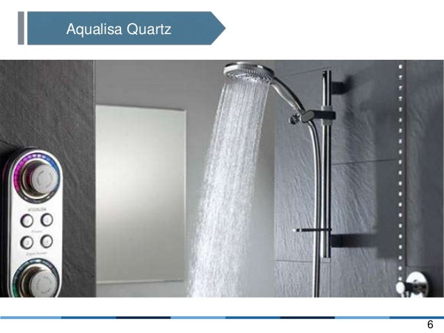 a situation analysis of britains significant shower innovation aqualisa