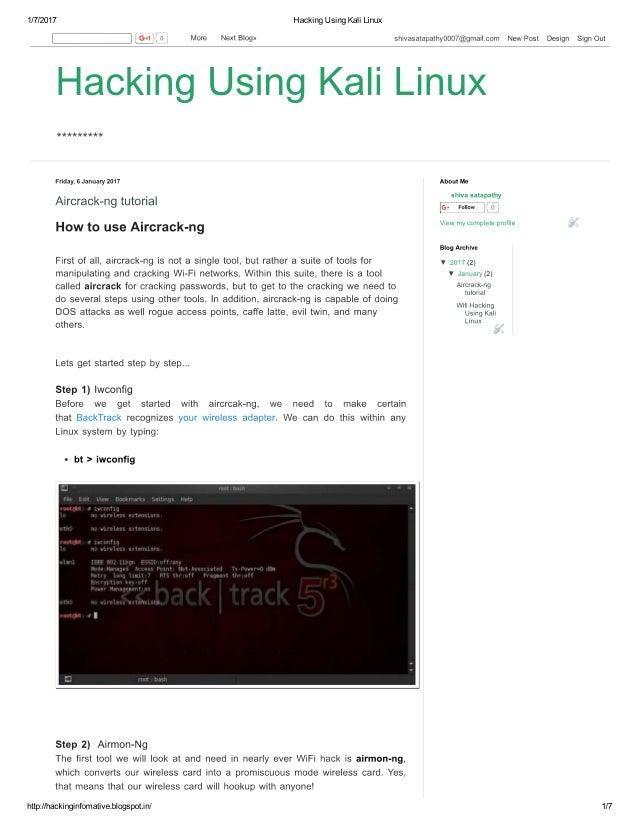 hacking free pdf