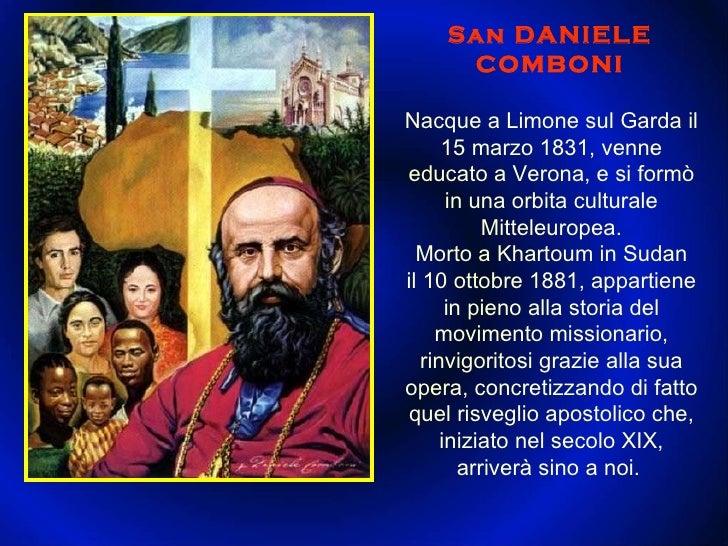 Nacque a Limone sul Garda il 15 marzo 1831, venne educato a Verona, e si formò in una orbita culturale Mitteleuropea. Mort...