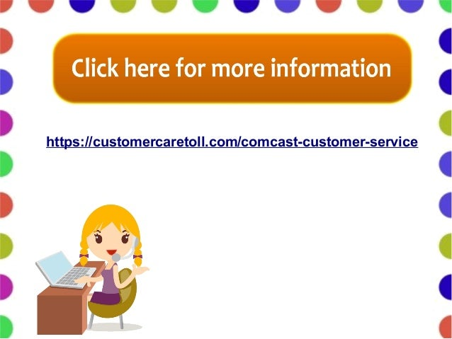 Comcast Xfinity Customer Support Service Toll-Free Phone Number