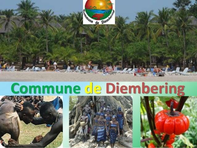 Commune de Diembering