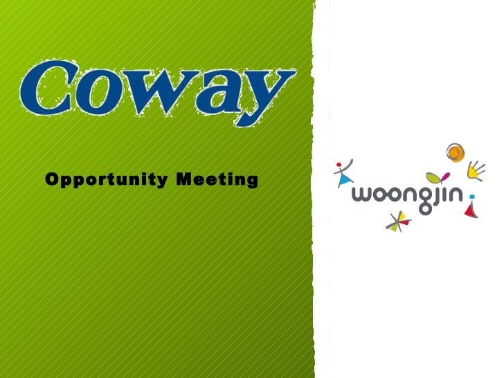 Opportunity Meeting