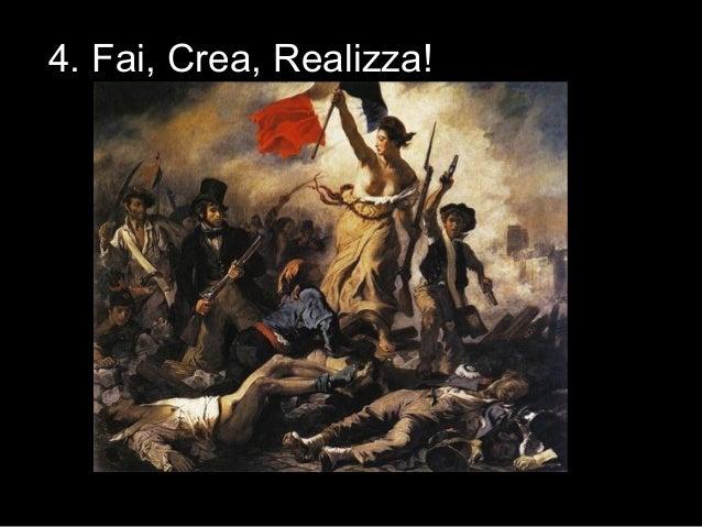 4. Fai, Crea, Realizza!