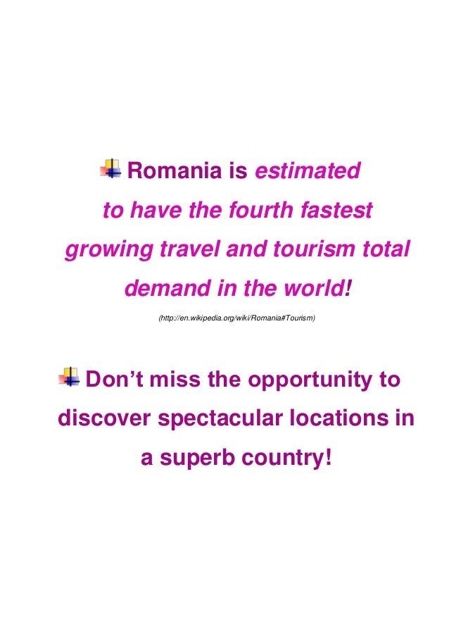 Come and explore Romania Slide 2