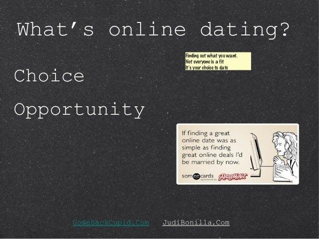 Online Dating eCards