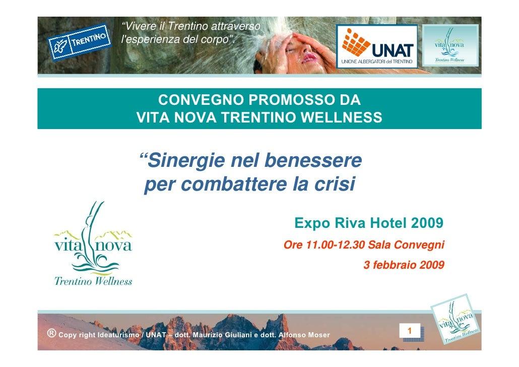 """""""Vivere il Trentino attraverso                     l'esperienza del corpo"""".                                CONVEGNO PROMOS..."""