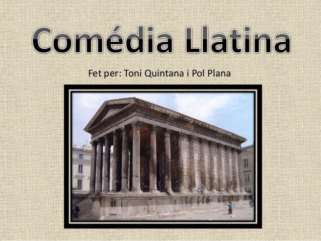 Fet per: Toni Quintana i Pol Plana