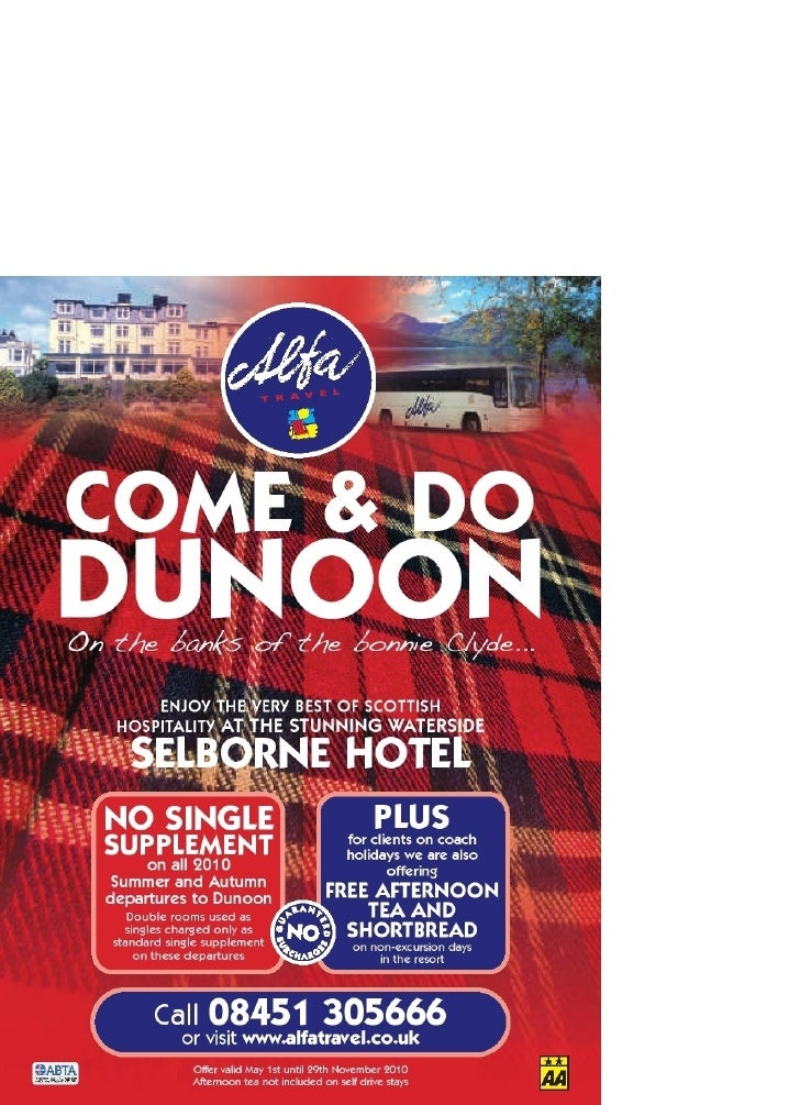 Come & Do Dunoon