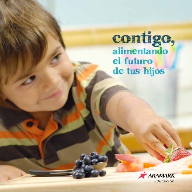 contigo,alimentandoel futurode tus hijos
