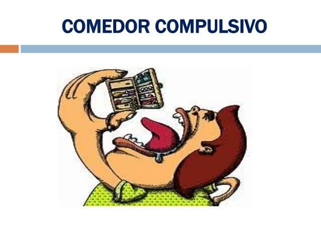 Comedor compulsivo trastorno de alimentacion compulsiva