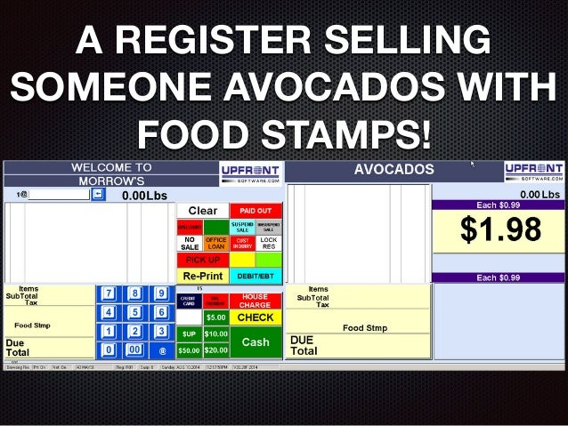 Can You Get Food Stamps On Same Day
