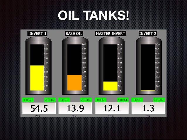 OIL TANKS!