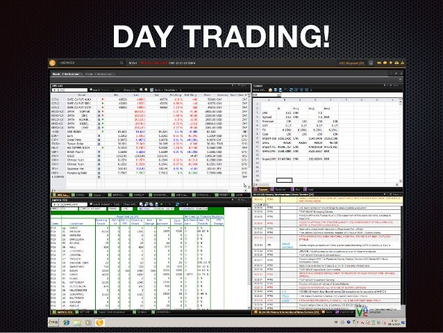 DAY TRADING!