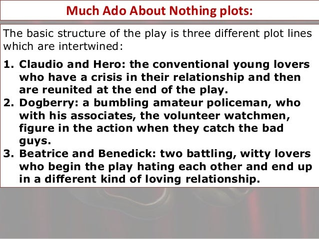 A level essays on much ado about nothing