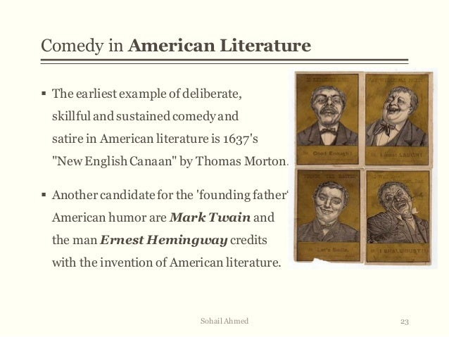 a literary analysis of humor in the literature by mark twain The mark twain page at american literature, featuring a biography and free library of the author's novels, stories, poems, letters, and texts  twain famously travelled abroad and disarmed his audience with his wit and humor with pronouncements  and how i got out of it my first literary venture my late senatorial secretaryship my military.