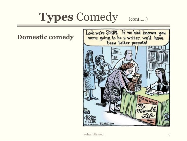 Comedy Through Ages By Sohail Ahmed