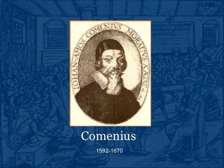 Comenius 1592-1670